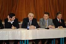 Z ustavujícího zasedání nově zvoleného zastupitelstva v Třemošnici.