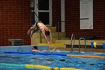 Maraton v plavání