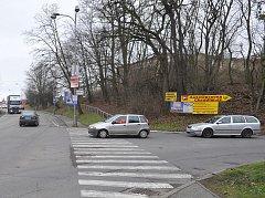Křižovatku silnice 1/37 se Sečskou ulicí čeká výrazná přestavba.