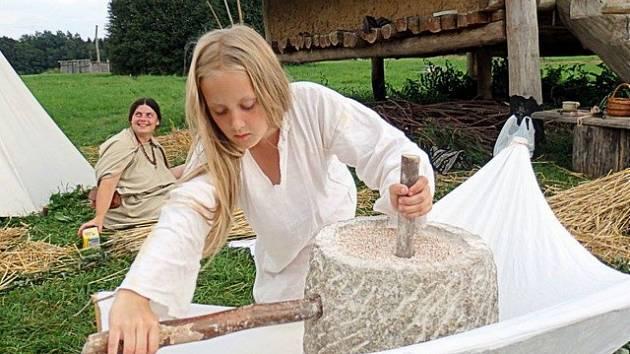 Kelti chystají také oslavu svátku Lughnasad.