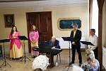 Literárně hudební pořad v Bojanově