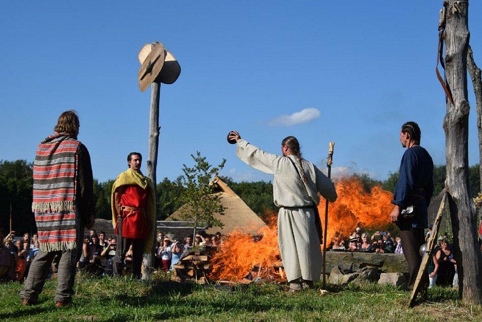 Lughnasad byl letos ve znamení Galských válek.