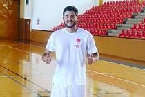 Brazilský gólman Carlos Espindola