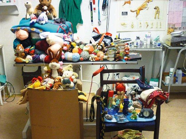 Sbírka materiální pomoci pro zvířata v nouzi trvá do 20. září.