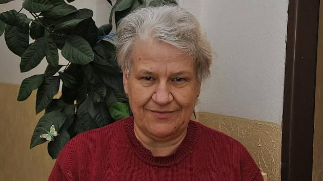 Astronumeroložka Jarmila Klaudingerová.