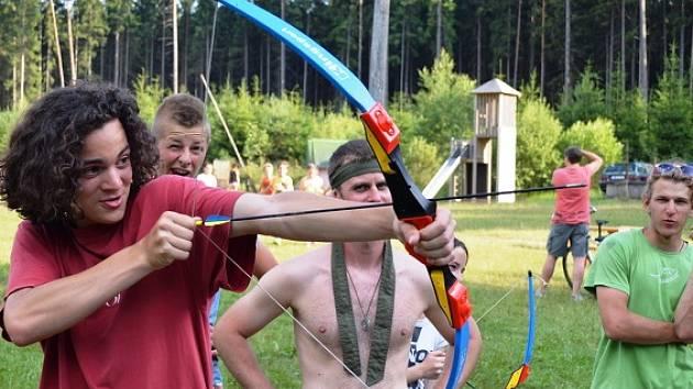 Letní tábor Chrudimka