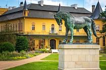 Hippologické muzeum v zámku zůstává