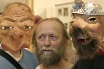 Maňáskový svět, výstava ze sbírek Muzea loutkářských kultur Chrudim