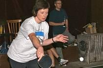 Neregistrovaní stolní tenisté změřili své síly v Klešicích,