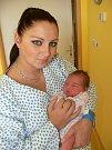 ANETA BEZDIČKOVÁ (3,47 kg a 49 cm) je od 23.10. od 7:35 prvorozenou dcerou Šárky a Miloše z Holetína.