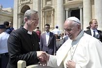 Dušan Ehmig ve Vatikánu
