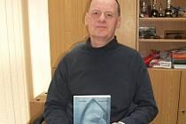 Autor Petr Boček je s novou knihou spokojený.