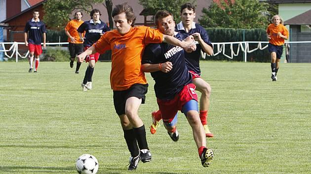 Fotbal ve Rváčově slavil 85-leté výročí.