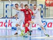 Futsalová Liga mistrů: AFC Kairat Almaty - FK ERA-PACK Chrudim.