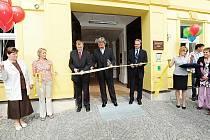 V pondělí 13. září bylo slavnostně otevřeno Multifunkční centrum v Heřmanově Městci.