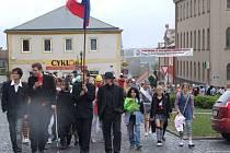 Gymnázium Suverénního řádu Maltézských rytířů ve Skutči uspořádalo společně s městem Skutečský majáles 2009.