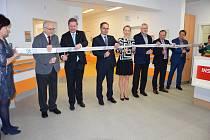 V úterý 23. ledna otevřeli v Hamzově léčebně v Luži nově rekonstruovaný pavilon.Zdroj: Hamzova léčebna Luže-Košumberk