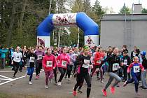 Běh povede cestou, kterou chodily děti z Ležáků do školy