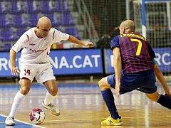 ERA-PACK Chrudim podlehl Barceloně 6:0.