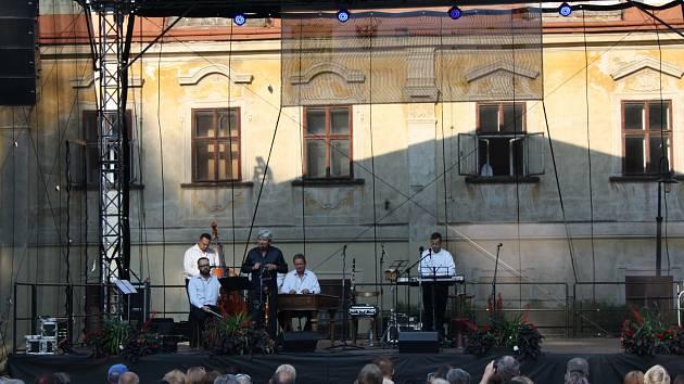 Koncert Dagmar Peckové s Hradišťanem