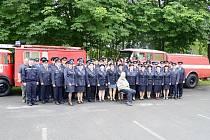 Hasiči ve Svratouchu slavili výročí 120 let založení sboru