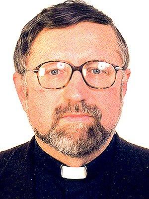 Bohumil Šitavanc, katolický kněz z Krouny.