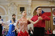 Plesové choreografie a párové tance 2017