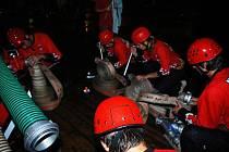 soutěž je zařazena do Otevřené ligy okresu Chrudim v požárním útoku, je nejstarší v republice a řídí se podle pravidel požárního sportu.
