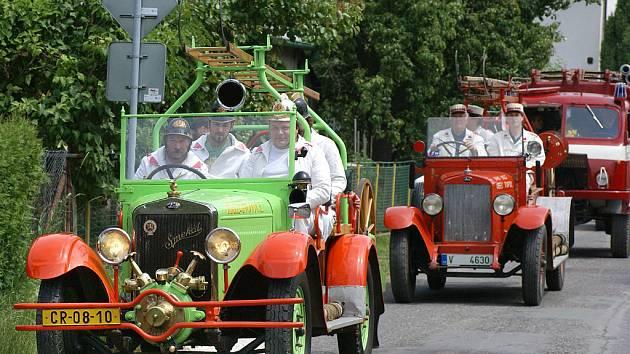Sbor dobrovolných hasičů Morašice oslavil 125. výročí existence ve velkém stylu.