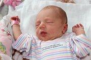 VIKTORIE VÍTKOVÁ (2,83 kg a 47 cm) – toto jméno vybrali 5.4. v 1:45 pro svou prvorozenou dceru Jana a Jan z Chotěboře.
