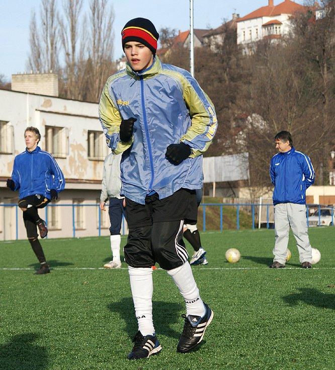 Trenér Vítězslav Lavička absolvoval v Chrudimi ukázkový trénink a následnou besedu se studenty Pedagogického lycea se sportovním zaměřením při SOU a SOŠ Bohemia Chrudim.