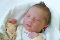KRISTÝNKA MERKLOVÁ. Lada a Jiří ze Stradouně se stali poprvé rodiči 11. března v 1:15. Jejich holčička vážila 3,35 kg a měřila 49 cm.