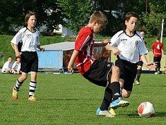 Mezinárodního turnaje pro fotbalisty ročníky narození 2002 pořádaného MFK Chrudim se zúčastnilo 18 družstev.