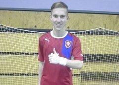 Dominik Zdržálek vládne střeleckým tabulkám juniorské ligy v kategorii do devatenácti let.