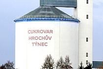 Cukrovar Hrochův Týnec.