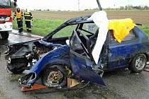 Nehoda se stala v rámci rallye.