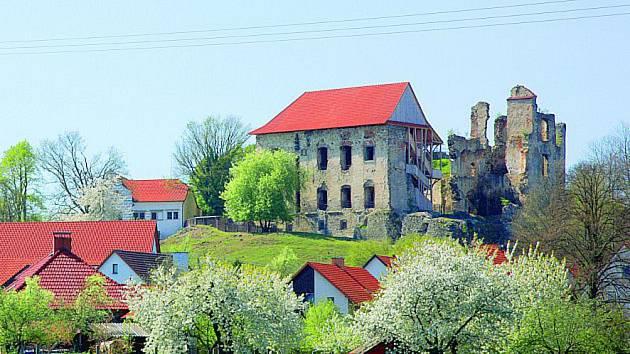 Hrad Košumberk.