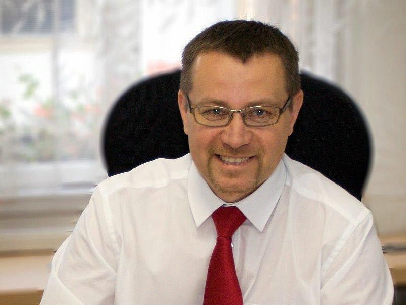 Josef Kozel, starosta Heřmanova Městce.