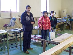 Střední odborná škola a učiliště v Třemošnici dává svým žákům záruku, že v budoucnosti neskončí na úřadě práce.
