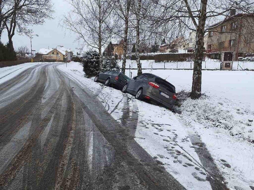 Nehody v Hlinsku