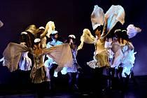 Swan Legend, taneční show z irské mytologie se představuje.