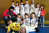 Prvenství si vybojovalo družstvo FKM Javorka Lázně Bělohrad.
