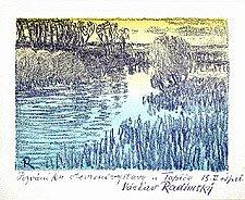 Radimský - Jezerní krajina.