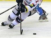 Hokejový dorost v Chrudimi.