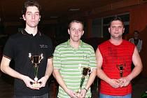 Moderní šipkaři zápolili při turnaji Grand Prix Pacička.