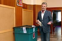 Starosta a krajský zastupitel Petr Řezníček