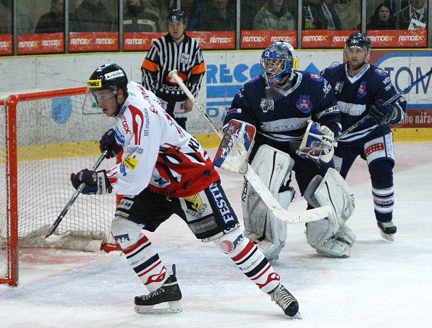 Chrudim i ve druhém domácím utkání play off prohrála s Benátkami v prodloužení.