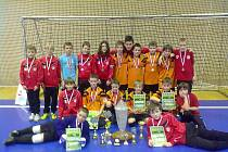 23. ročníku Memoriálu Míly Dobružského se účastnilo 10 týmů mladých hráčů.