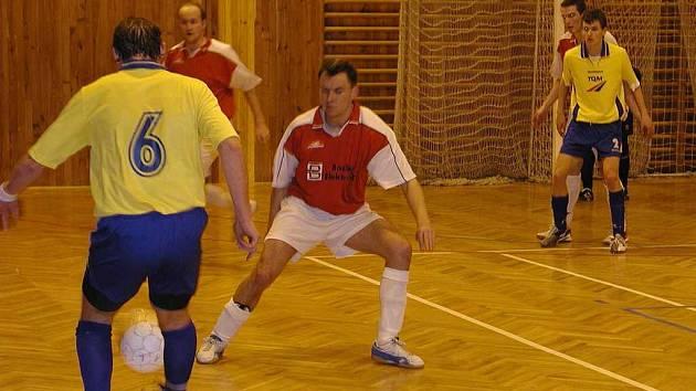 Hlinecký Arsenal nakonec vyválčil čtvrté místo.