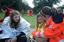 Rescue Marathon 2014 v Kostelci u Heřmanova Městce